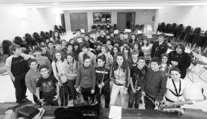 Diario de navarra 30 años de la escuela hilarion eslava de burlada